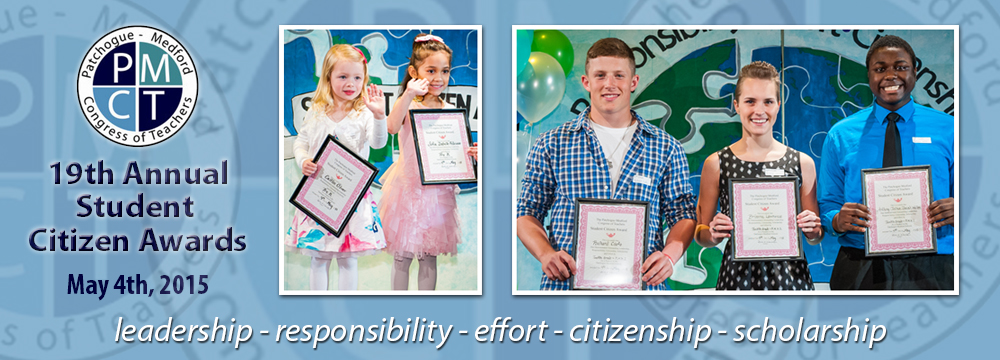 2015 Student Citizen Awards